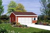 Garage Plan 87830