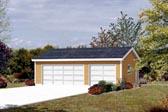 Garage Plan 87833