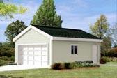 Garage Plan 87835