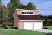 Garage Plan 87837