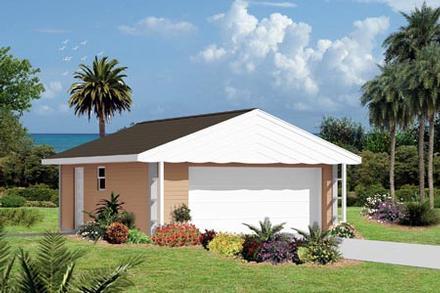 Garage Plan 87843