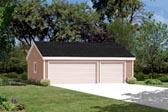 Garage Plan 87847