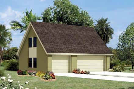 Garage Plan 87848