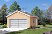 Garage Plan 87854