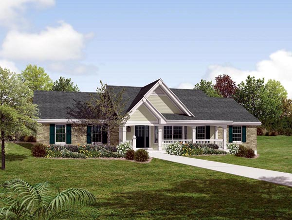 traditional country house plans traditional style house plan 87872 with 1941 sq ft 5 bed 3 bath 7845