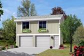 Garage Plan 87879
