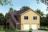 Garage Plan 87888
