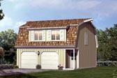 Garage Plan 87892