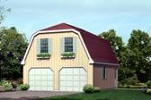 Garage Plan 87895