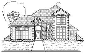 House Plan 87905