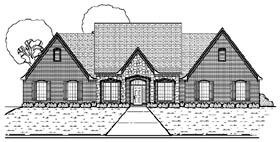 House Plan 87907