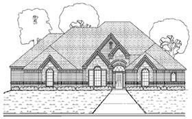 House Plan 87908