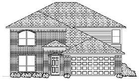 House Plan 87909