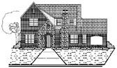 Plan Number 87915 - 3221 Square Feet