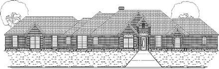 House Plan 87916