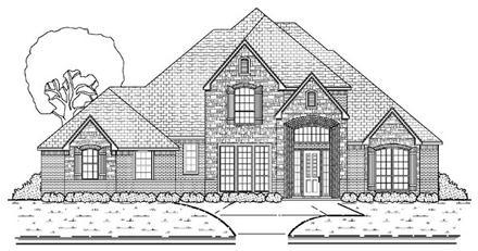House Plan 87917