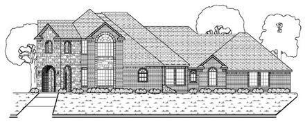 House Plan 87918