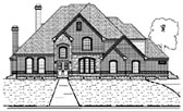 Plan Number 87934 - 4020 Square Feet