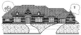 House Plan 87935