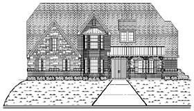 House Plan 87940