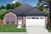 Plan Number 87948 - 1463 Square Feet