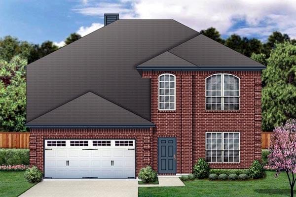 House Plan 87962