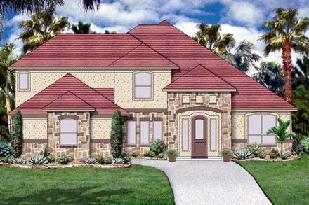 House Plan 87976