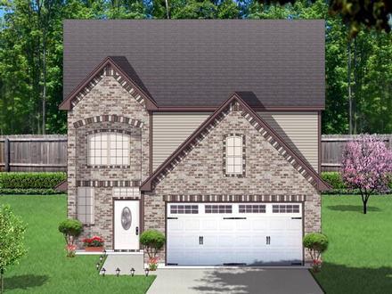 House Plan 87988