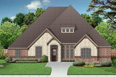 House Plan 87996