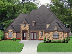 House Plan 87998