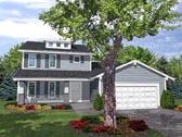 House Plan 88018