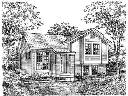 House Plan 88163