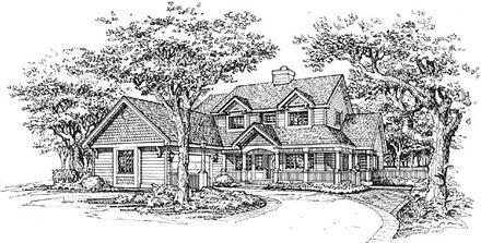 House Plan 88175