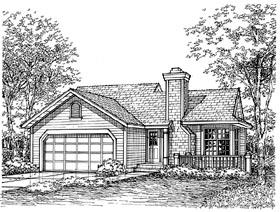 House Plan 88176