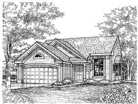 House Plan 88190