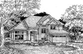 Plan Number 88209 - 2742 Square Feet
