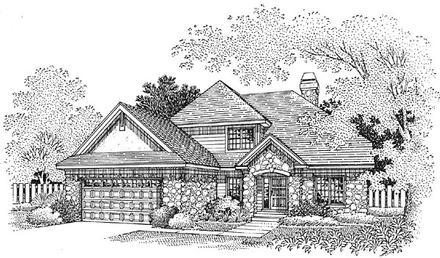 House Plan 88238