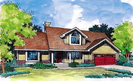 House Plan 88240