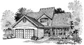 Plan Number 88246 - 2527 Square Feet