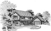 Plan Number 88249 - 2552 Square Feet
