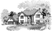 Plan Number 88250 - 2564 Square Feet