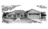 Plan Number 88394 - 2752 Square Feet