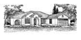 Plan Number 88396 - 2752 Square Feet