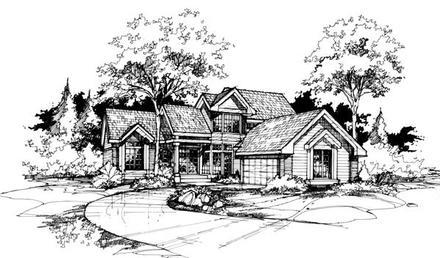 House Plan 88454