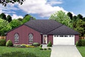 Plan Number 88606 - 1317 Square Feet