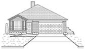 Plan Number 88607 - 1325 Square Feet