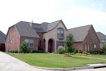 House Plan 88631