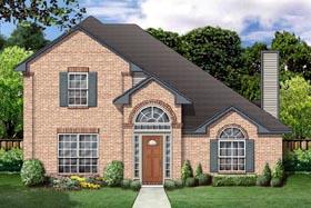 House Plan 88632