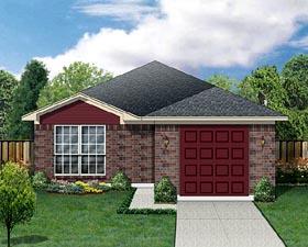 House Plan 88633