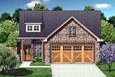 House Plan 88634